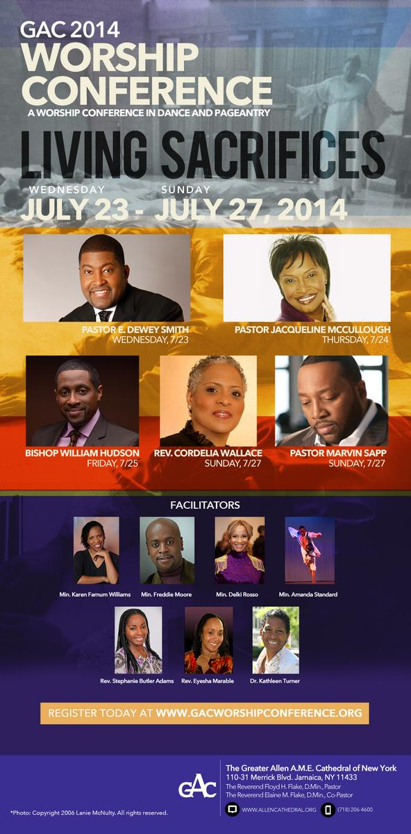 Our GAC Worship Conference preachers @DrJMcCullough, @marvinsapp, @RevCVWallace, @edeweysmith, #BishopWilliamHudson http://t.co/UH4C88INsk