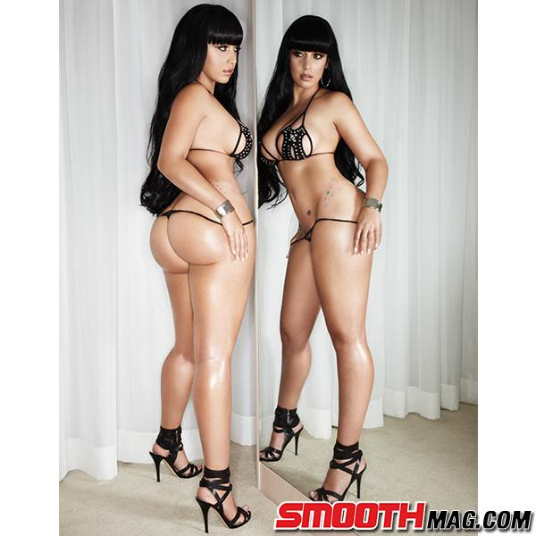 Kenton recommend best of magazine smooth black girls