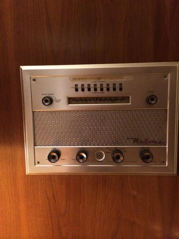 David Burge On Twitter Mint 1960 Nutone Home Intercom System Meetgeorgejetson Http T Co F1maeemkoq