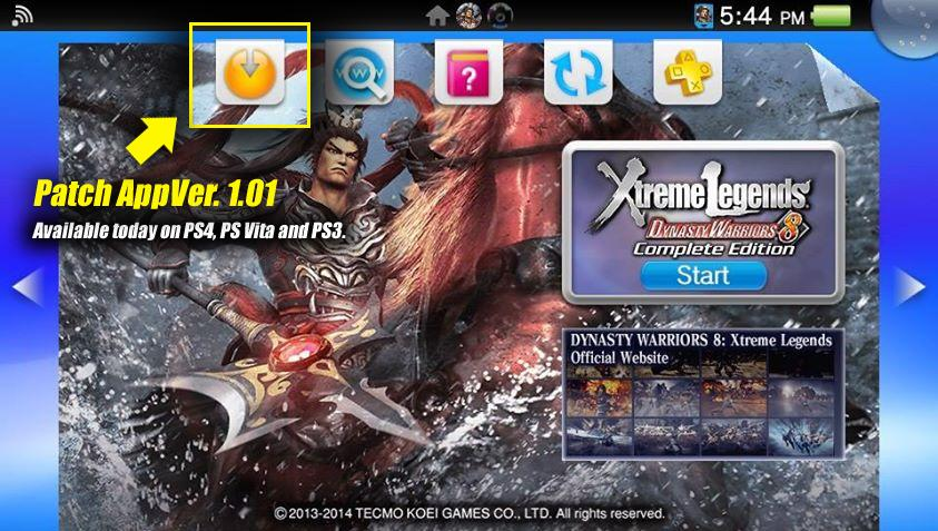 dynasty warriors 8 xtreme legends complete edition pc free download