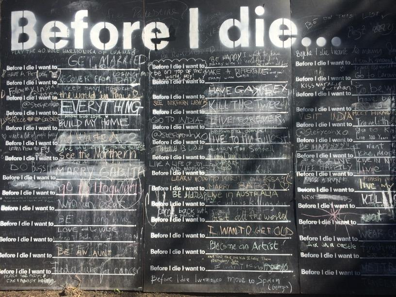 Seen by Regent's Canal: what would you write? http://t.co/UsOBMJ2B7X