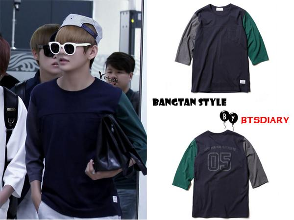 Bangtan Style] BTS Airport Fashion Comeback from Japan