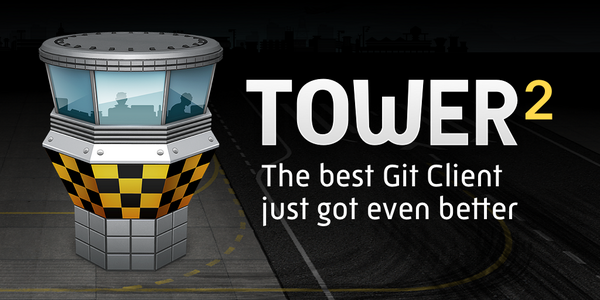Tower 2 is here! The best Git client just got even better http://t.co/hbqbwntNdm http://t.co/mpwdJe5Lls