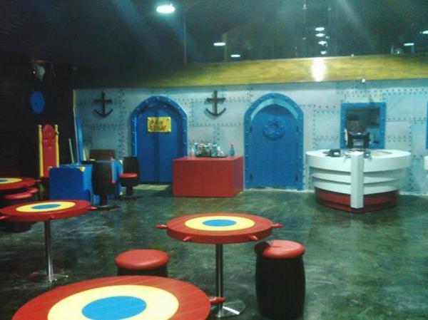 La versión real del restaurante 'El Crustáceo Cascarudo' de Bob Esponja está en construcción. http://t.co/ynV1mc7aI8 http://t.co/akVOykoVuY