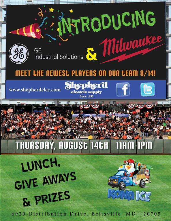 Shepherd Electric On Twitter Quot Come Meet Milwaukeetool