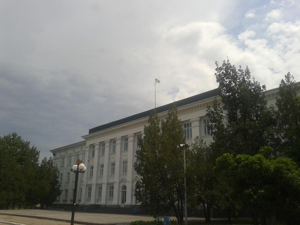 Ситуация в Донецке по-прежнему неспокойная: в ряде районов слышны взрывы, - горсовет - Цензор.НЕТ 2289