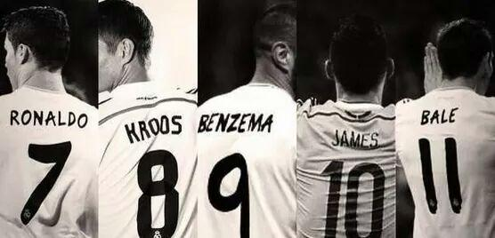 Twitter / echenze: Real Madrid this new season. ...