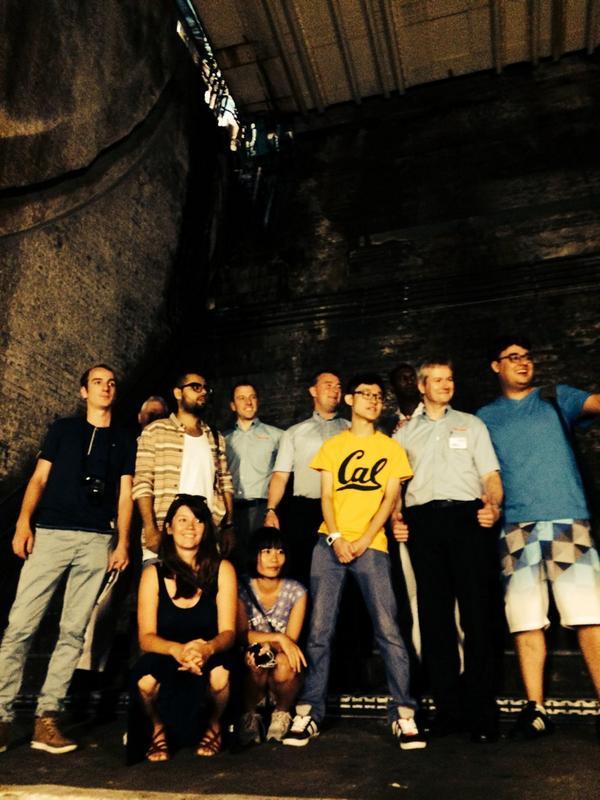 Inside Tower Bridge now! Follow us live on our trip: http://t.co/fL0SCqsTGK #ExperienceBosch http://t.co/OO5oYNmZya