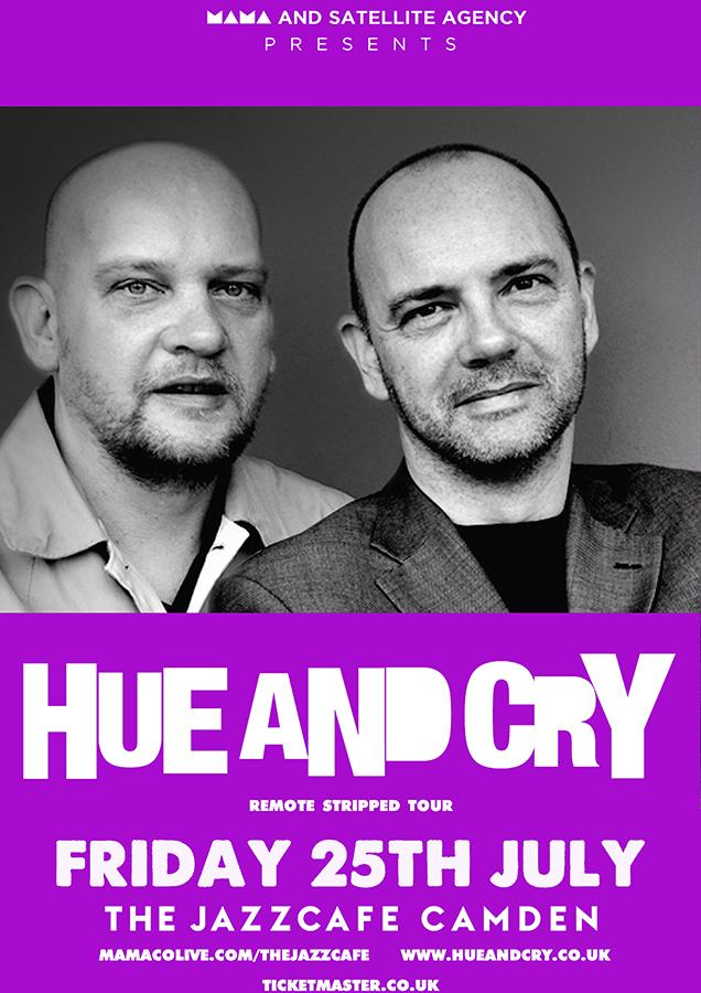 RT @hueandcry: Looking forward to playing @TheJazzCafe again this Friday night. Hear us on @BBCRadio2 with Ken Bruce on Thursday am http://…