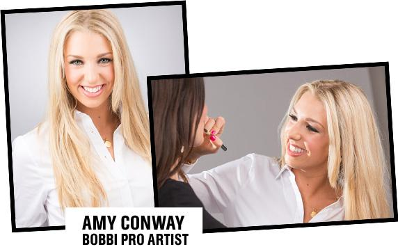 Bobbi Brown Pro Artist Amy Conway