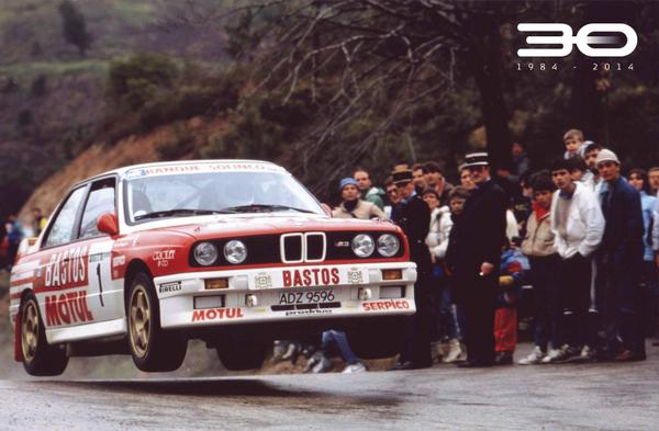 Prodrive On Twitter 22 July 1990 Francois Chatriot Won The