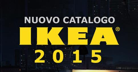 Ikea italia on twitter in arrivo il catalogo ikea 2015 for Ikea catalogo 2015 italia