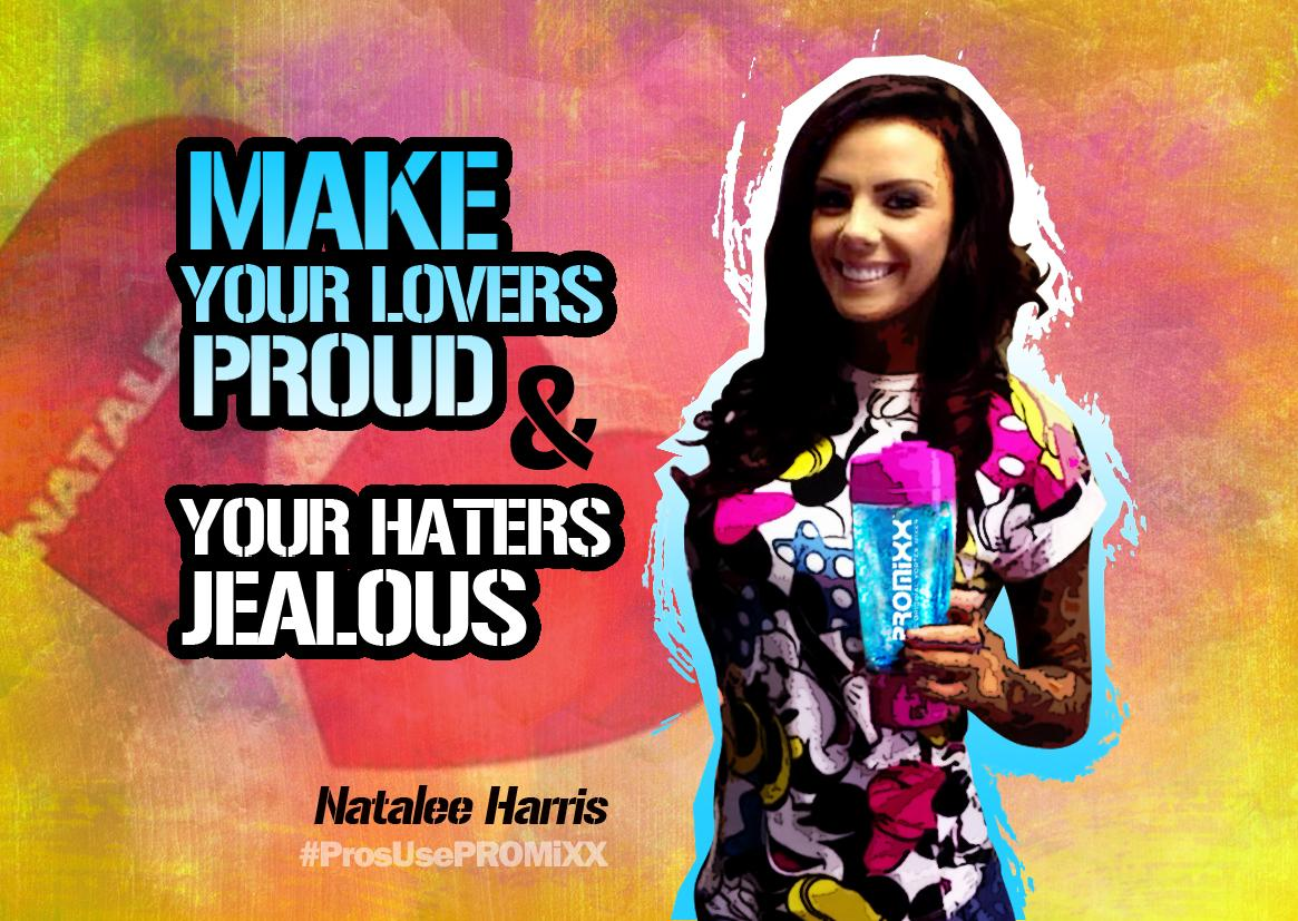 RT @promixxmixer: Make haters jealous! #fitfam #fitness #fitspo #fitnessmotivation #gymgear #gadgets #ProsUsePROMiXX #health #gym #fit http…