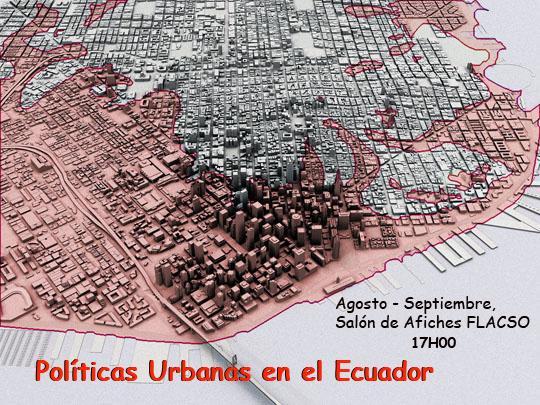 Flacso Ecuador On Twitter El Seminario Políticas Urbanas