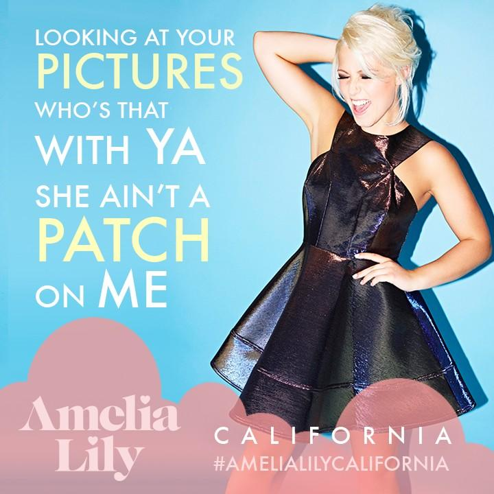 Something's coming.. 😉✈️☀️#AmeliaLilyCalifornia  http://t.co/Ico2oZWi4k http://t.co/8sYWnACfJG