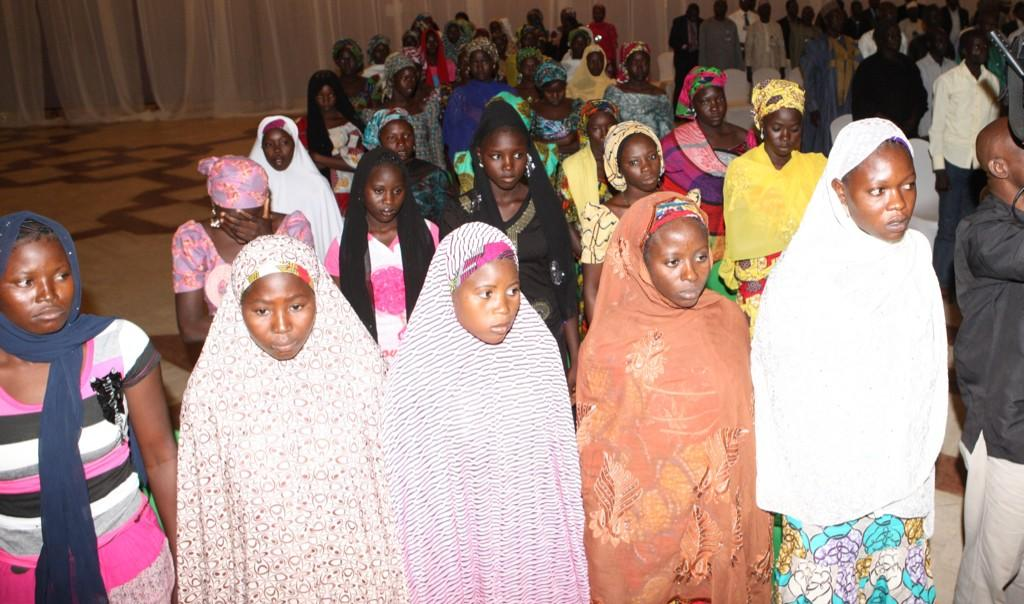 BtKqEvRIUAAC1m  - I plan to visit Chibok after abducted girls' freedom -Jonathan