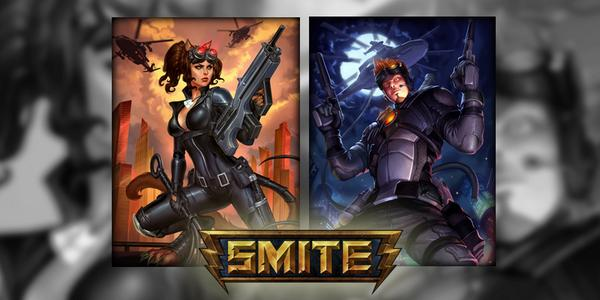 3 lucky fans will win a pair of codes for the latest @Smitegame Apollo and Bastet skins! Follow & RT to win in 24hrs http://t.co/cjVISTctnX