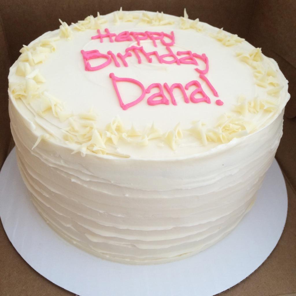Dana S Chocolate Cake