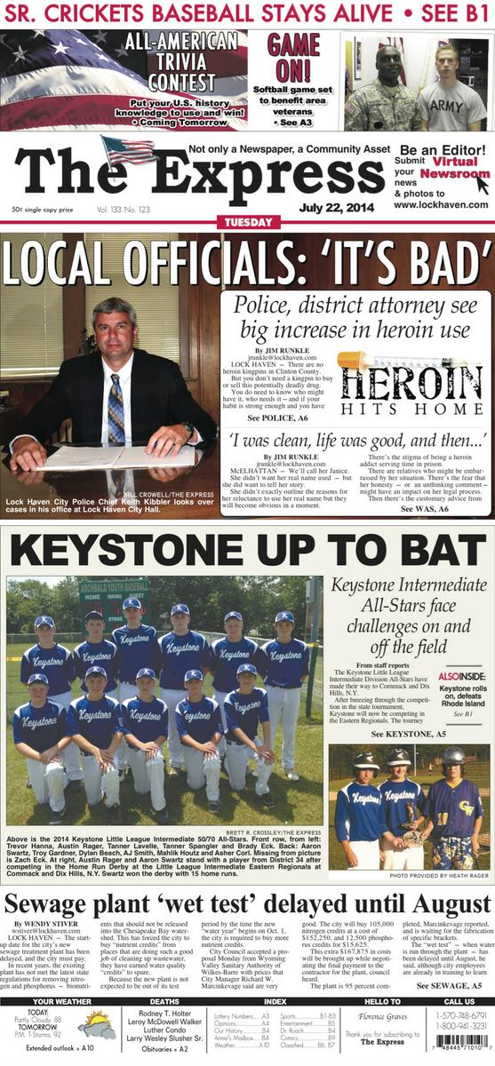 The Express On Twitter Today S Top Stories Officials See Increase In Heroin Use Keystone Faces Challenges Sewage Plant Test Delayed Http T Co Dg8o87xnc1 Phone tracker works only with a cell phone number. twitter