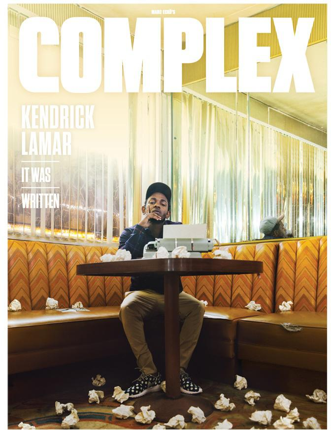 RT @GlobalGrind: Kendrick Lamar covers Complex, reveals sophomore album details http://t.co/hyaMEXWtZ2 [PHOTOS] http://t.co/DE986ieBxg