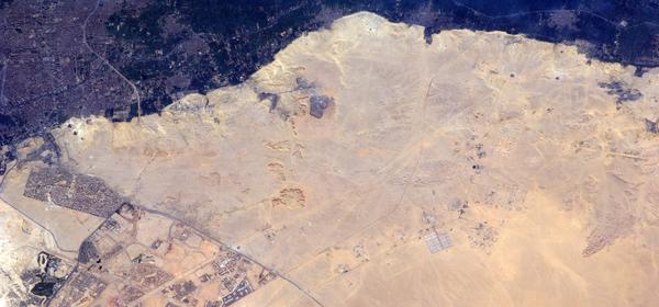 I finally caught the Pyramids. Lots of them, too... #BlueDot http://t.co/E5qSfjNzmr