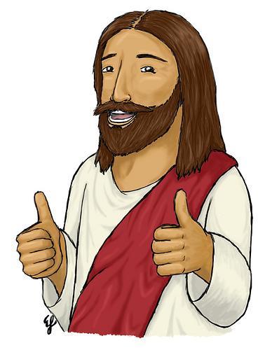комбинаций смешные картинки иисус выражение точно