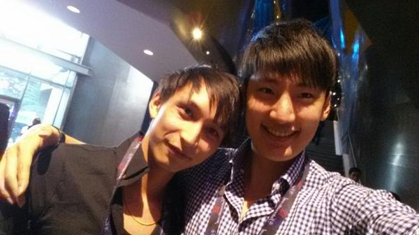 Singsingsingsingsing @Sing2X at TI4 after party http://t.co/wLodViQUHw