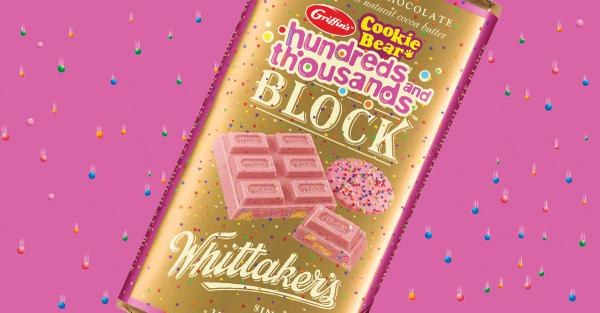 Introducing our delicious NEW Hundreds & Thousands block. In stores this week. Dum Dee Doo enjoy Twhittaker's :) http://t.co/HcAWrSR3BE