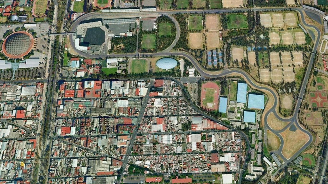 Cdmx aut dromo hermanos rodr guez remodelaci n page for Puerta 2 autodromo hermanos rodriguez
