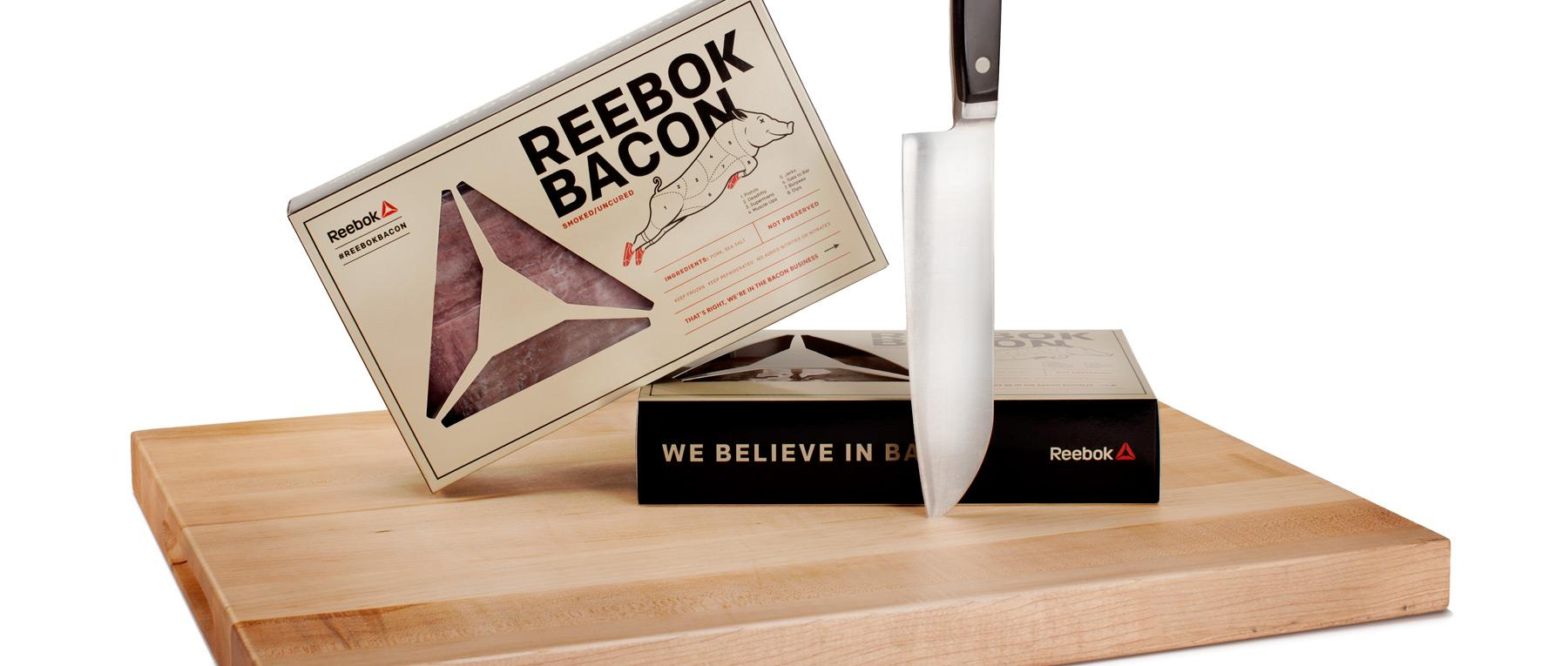 Reebok Is Now in the Bacon Business http://t.co/k9bGosB3P5 http://t.co/bPBsFFcs9C