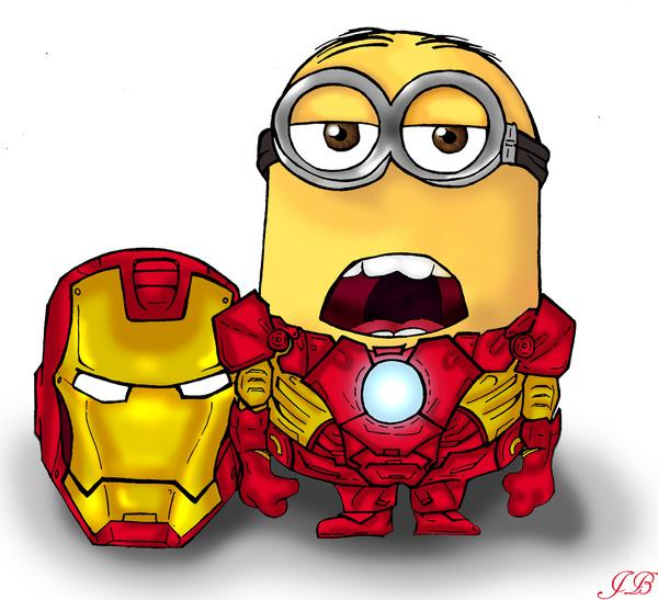 The Iron Minion (@TheIronMinion1) | Twitter