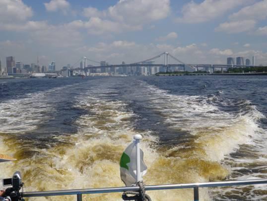 汚い 東京 湾