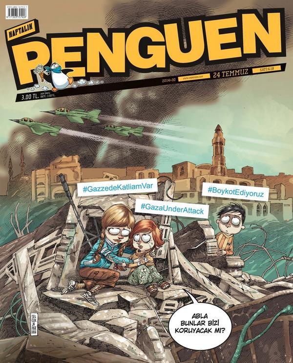 ÖZGÜR AYLIK TEMMUZ - Magazine cover