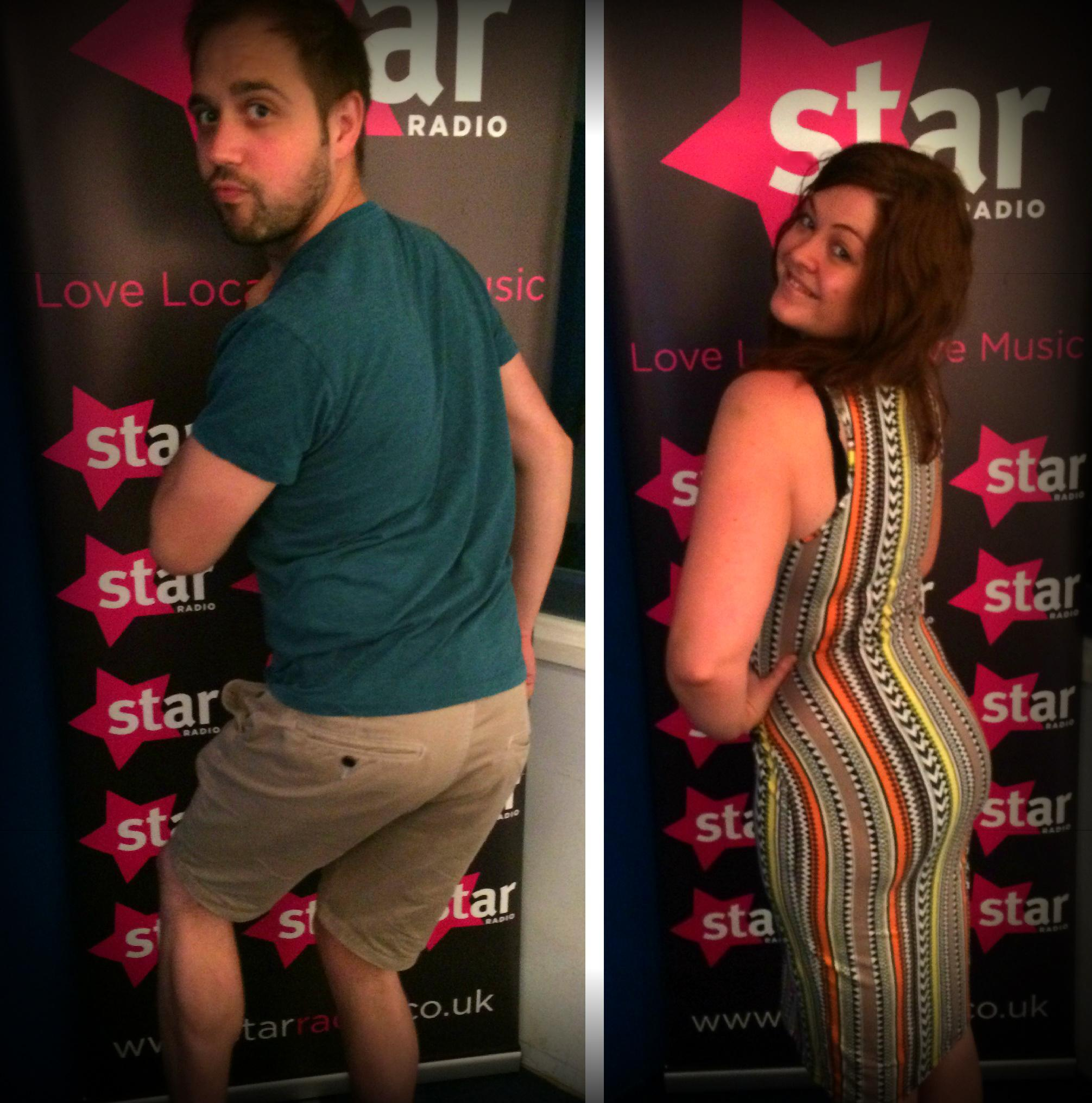 RT @thisisstarradio: Rear of the Year winners are @carolvorders & @ollyofficial, but who wins between @timlichfield & @RuthRAiken?! #vote h…