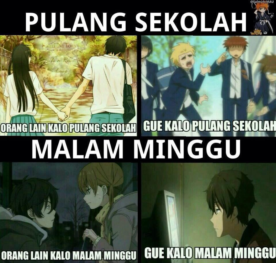 Indonesian Anime Quotes About Love