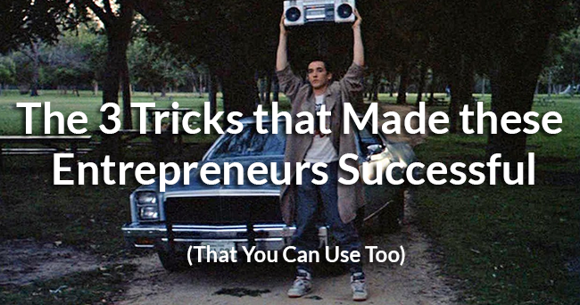 The 3 Tricks that Made these Entrepreneurs Successful (That You Can Use Too) http://t.co/Tre7luVbbd via @zenpayroll http://t.co/75Hw5wvrls