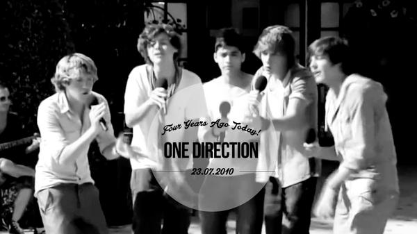 Twitter / syco: 4 years ago today… #4YearsOf1D ...