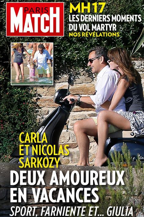 Eleni Chrysostomides On Twitter Parismatch Carla Et Nicolas Sarkozy Deux Amoureux En Vacances Http T Co 9w1sz30x85 Http T Co E5sfu9u7ki