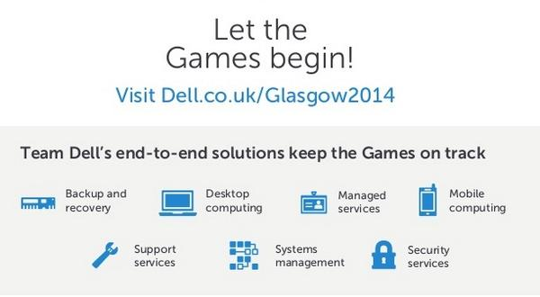 Thumbnail for TeamDell #Glasgow2014 Daily Recap