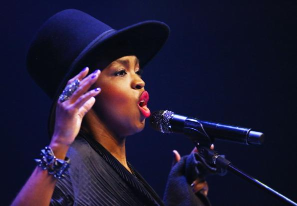 Lauryn Hill Goes In About Respect During Performance