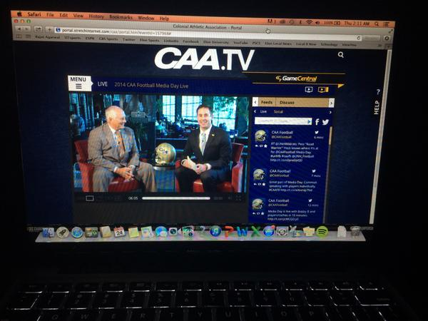 Just past 2am here in New Zealand but still tuning in to #CAAFB Media Day on #CAATV. Staying up to hear from @ElonFB!