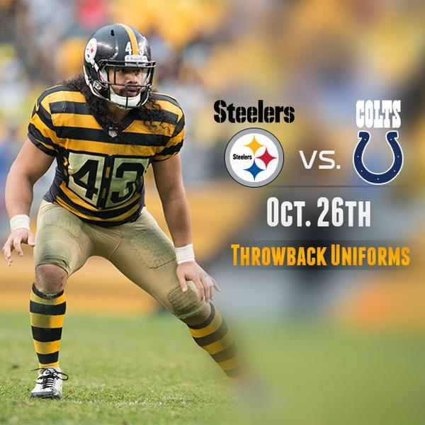 save off a00e4 23d8e Pittsburgh Steelers on Twitter:
