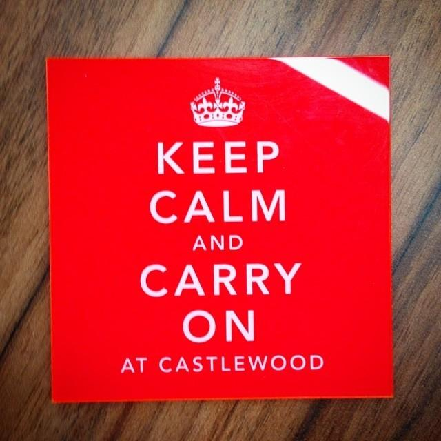 RT @LinkHumans: Keep calm and carry on at @LinkedInUK http://t.co/63uNmKGdxT