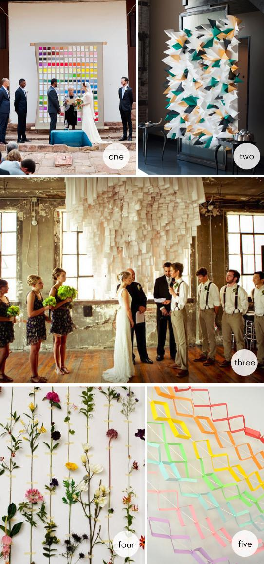 Check out some fun ways to set a theme for your wedding w/ these top 5 awesome backdrops! | http://t.co/I5kVUjRD2F | http://t.co/oILsad2EEM
