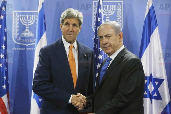 Sec of State @JohnKerry and Netanyahu meet in Tel Aviv via @AP http://t.co/hZjKhyB68W