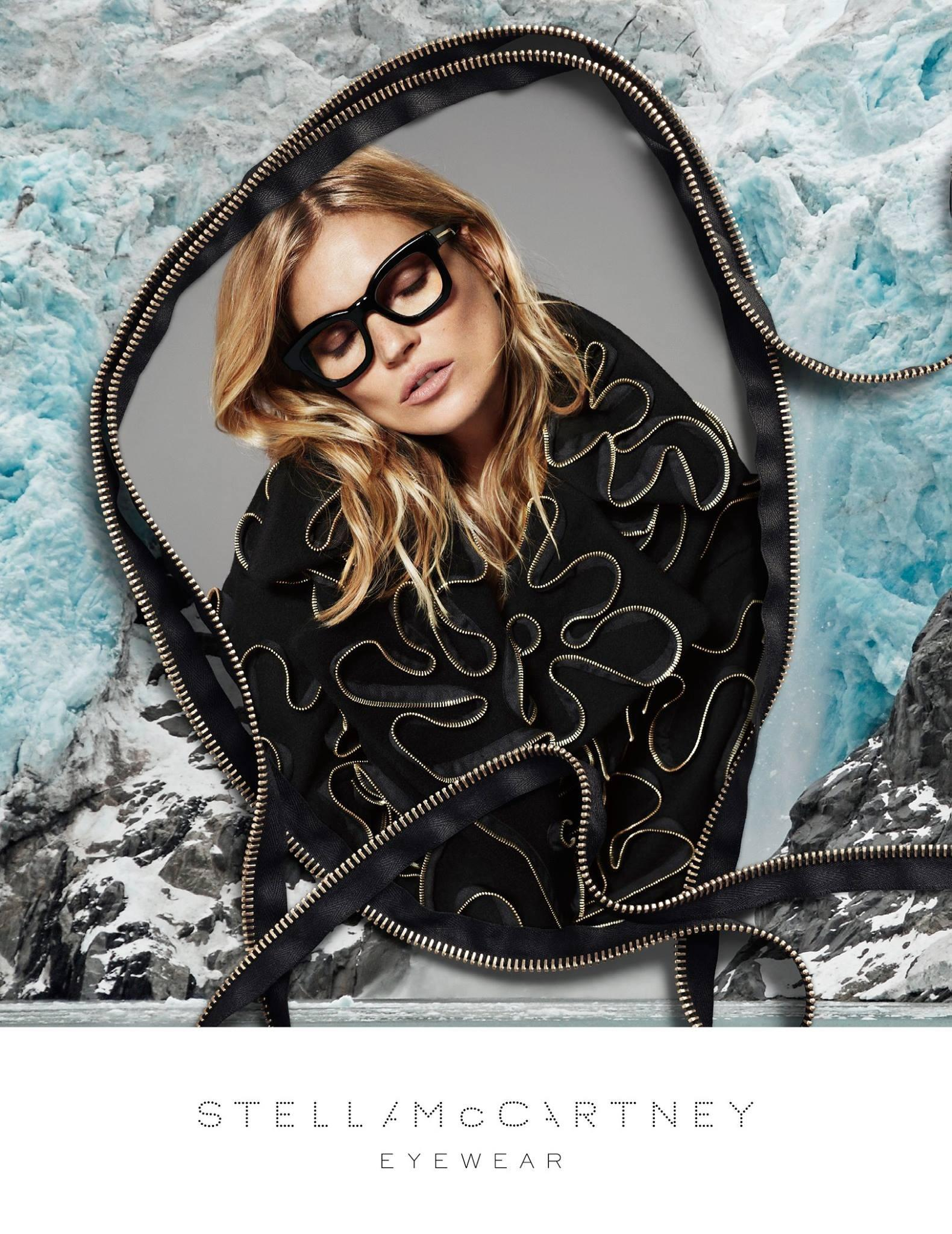 Our #Winter14 #StellaEyewear showcased against a backdrop of glaciers & stone, by #MertandMarcus featuring #KateMoss http://t.co/94msXuZKAO
