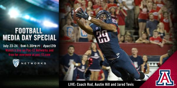 LIVE: @CoachRodAZ is on set to talk all things #TheNewNormal.   http://t.co/QvWUPBW23c http://t.co/Na2IcHNUWo