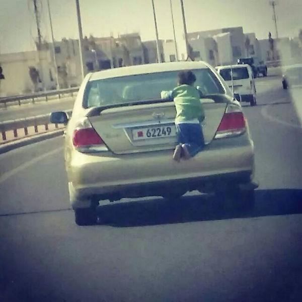 No words.. RT @eyade: and the winner of #Bahrain's parent the year is  *drum roll* http://t.co/KLpTEDaB2n
