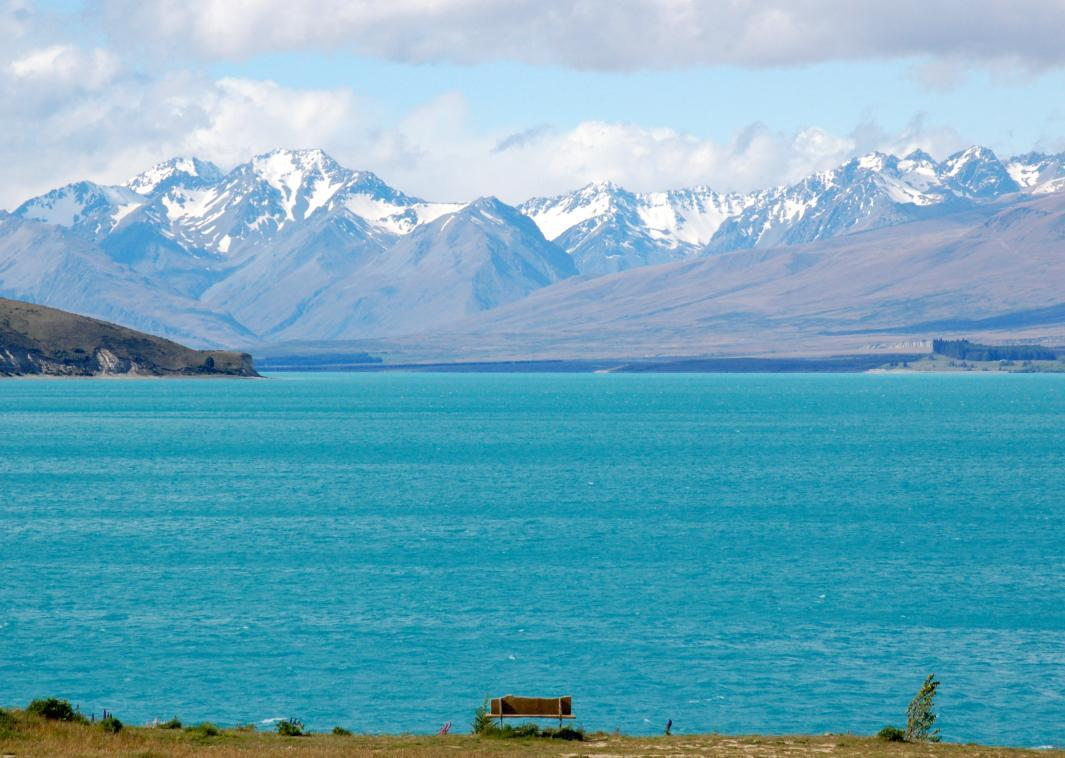 """Newzealand Twitter: Slate On Twitter: """"This New Zealand Lake Is So Tranquil It"""