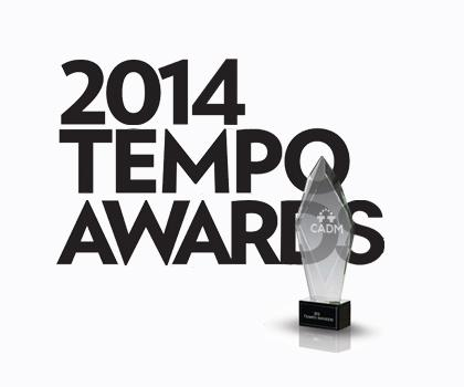 Congrats to our @Sprint & @Emerson_News teams on winning a slew of @CADMdirect TEMPO awards! http://t.co/nYR116nQgO http://t.co/aaC0S9dDyX